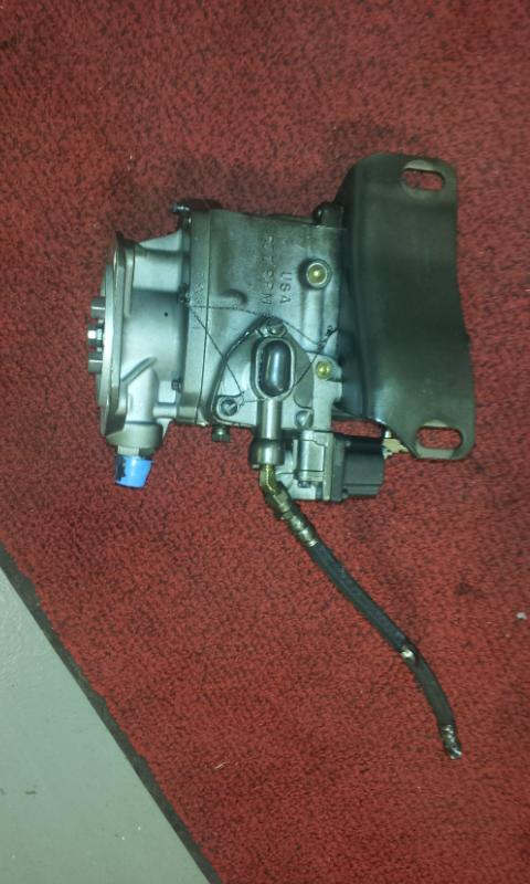 Cummins BC Fuel Pump (Tank)