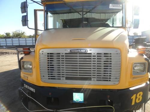 FREIGHTLINER MB70 Bumper Assembly, Front