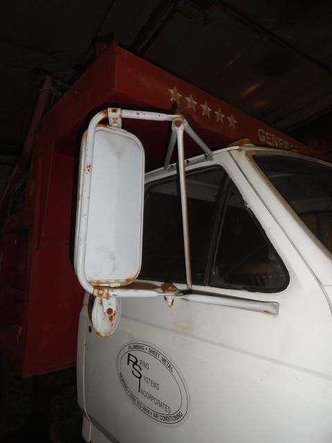 FORD F700 Mirror (Side View)