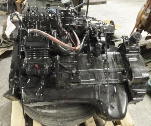 CUMMINS 8.3T Engine Assembly