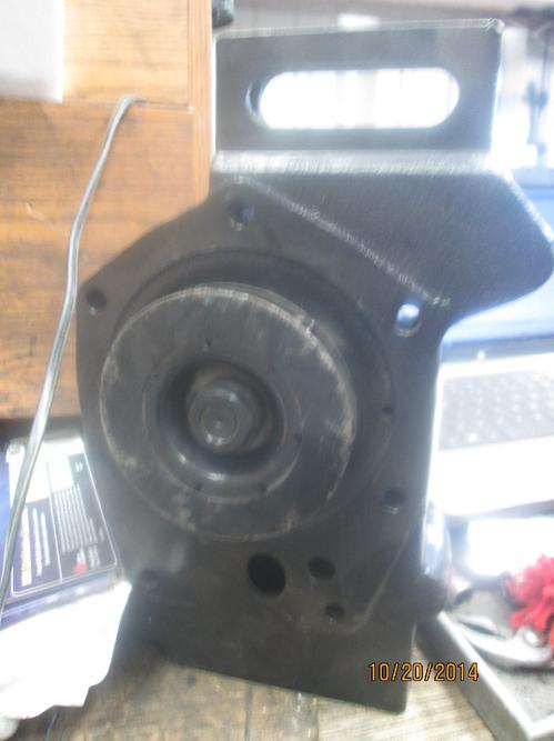 CUMMINS N14_3804826 Water Pump