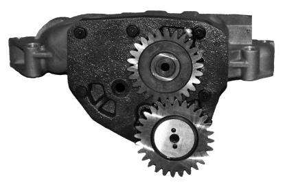 CUMMINS ISX_4026691 Oil Pump