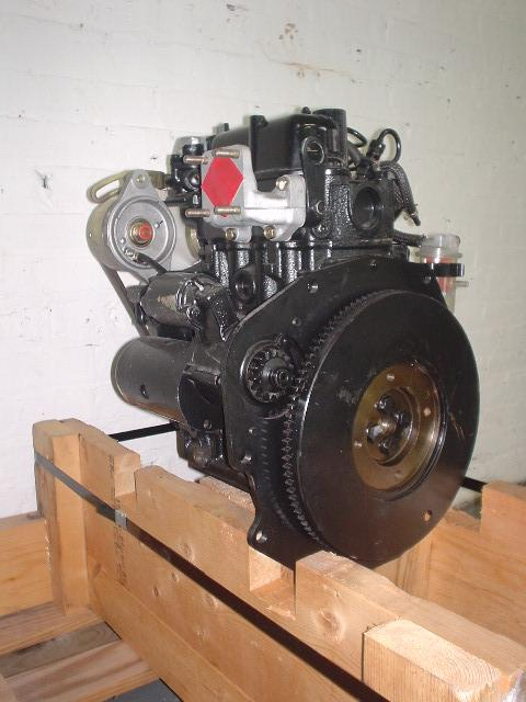 MITSUBISHI L2E Engine Assembly