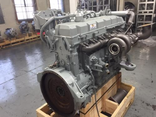 ISUZU 6WG Engine Assembly
