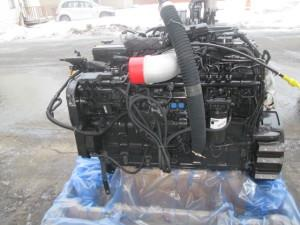 CUMMINS QSL Engine Assembly