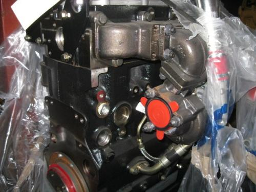 PERKINS 1103C-33T Engine Assembly