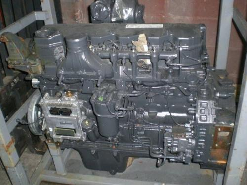 IVECO F4H Engine Assembly