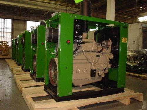 JOHN DEERE 6068TF150 Engine Assembly