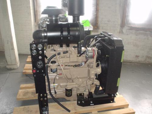 JOHN DEERE 4045TF270 Engine Assembly