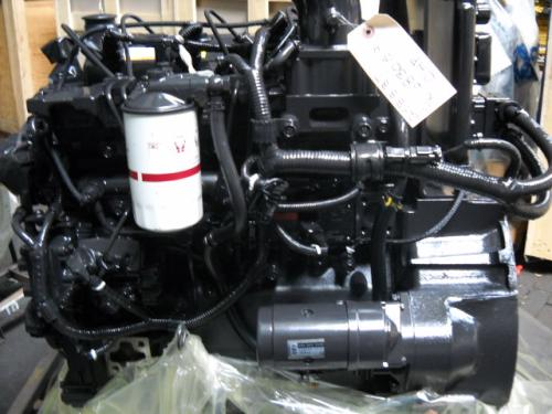 CUMMINS QSB3.3T Engine Assembly