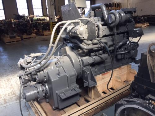 CUMMINS KTA19 MARINE Engine Assembly