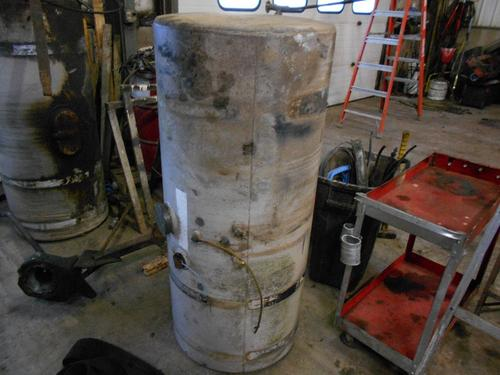MACK MH613 Fuel Tank