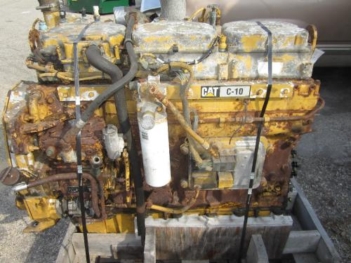 CATERPILLAR C-10 Engine Assembly