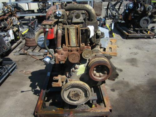 POWER TORQUE 240 Engine Assembly